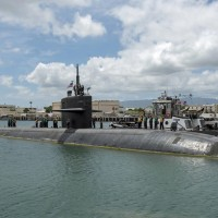 US Navy submarine captain punished for hiring prostitutes in Philippines