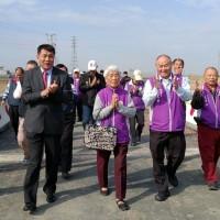 捐千萬為亡夫建5座「俊雄」橋 退休教師發願再建7座橋