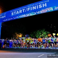 Taiwan's Chang Chia-che wins Ho Chi Minh City Marathon