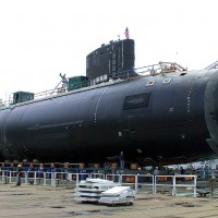 US nuclear-powered attack sub, PCU Virginia (SSN 774)