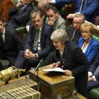 硬脫歐倒數計時?英國會否決雙方脫歐協議