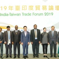 「2019年台印度貿易論壇」150家業者共襄盛舉 十分熱鬧!