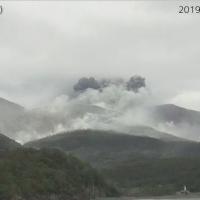 【緊急快報】日本口永良部島火山爆發