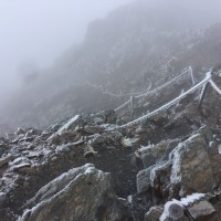 Snow a no-show: Yushan set to break record for latest snow in 66 years