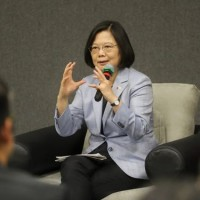 Taiwan President asks Japanese legislator for help with CPTPP