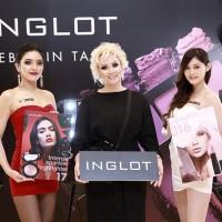 珍妮佛洛佩茲最愛 超顯色波蘭彩妝品牌INGLOT進駐微風南山