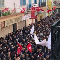 突尼西亞大罷工 抗議薪資凍漲