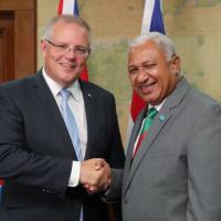 澳洲斐濟加強國防合作 共同制衡中國海上霸權美夢