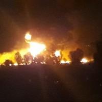 「偷油幫」再度釀禍 墨西哥油管爆炸至少21死70傷