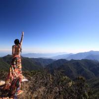 Taiwanese 'bikini climber' dies after mountain fall in Nantou County