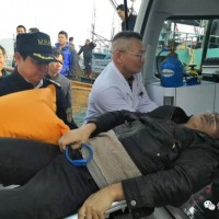 Cargo ship sinks in Taiwan strait, one presumed dead