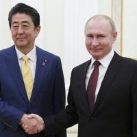 日俄四島問題新突破?安倍普丁高峰會強調將加強互信解決