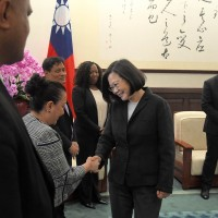Tsai Ing-wen: Taiwan will continue fighting for international space