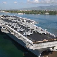 斯里蘭卡反制中國殖民陰謀 提供美軍航空母艦貨物駁運服務
