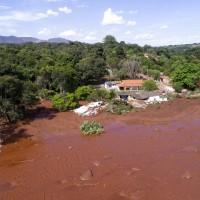 巴西水壩連環潰堤 7人死亡百人失蹤