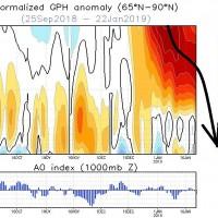 負北極震盪蠢蠢欲動 鄭明典:3年前霸王寒流可能再次來襲