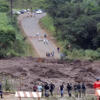 巴西礦場水壩潰決  死亡人數至少34人 超過250人失蹤
