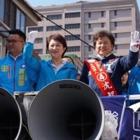 【計票結果出爐】台中立委補選藍營沈智慧 自行宣布當選