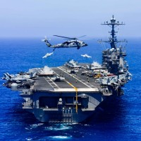 Sri Lanka supplies US aircraft carrier as counterbalance to Beijing