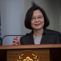 Taiwan President stresses peace over violence in letter addressed to Pope