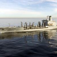 美軍艦7個月4度通過 美軍令部長: 台灣海峽是國際水域