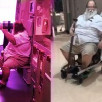 System snafu enables blacklisted obese American passenger to book EVA flight to Taiwan