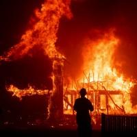 加州頻傳大火電力公司賠償吃不消 向法院申請破產