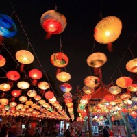 Don't miss the sea of lanterns when visiting Taiwan's ancient capital
