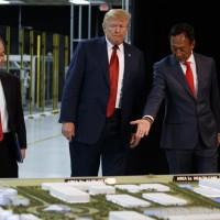 Taiwan's Foxconn confirms Wisconsin factory 'moving forward' after Trump phone call