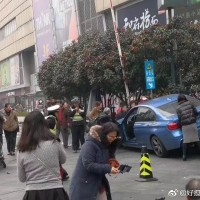 1 Taiwanese dead, 9 injured after car ploughs into pedestrians in Shanghai