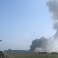 Taoyuan, Taiwan: Three dead following warehouse fire, one in critical condition