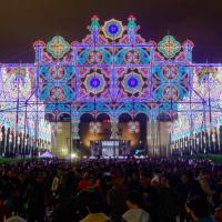 「2019台北光之饗宴」超狂夜景 壯觀信義區點亮希望