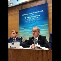支持國際聯盟打擊ISIS 臺灣宣布捐款美金50萬
