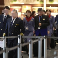 Taiwan's China Airlines and striking pilots prepare for midnight talks