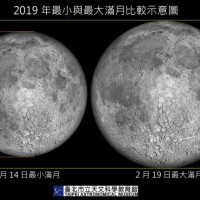Supermoon to illuminate Taiwan Lantern Festival