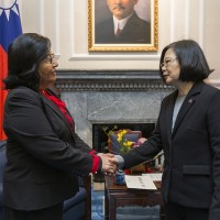 President Tsai meets new Marshallese ambassador to Taiwan