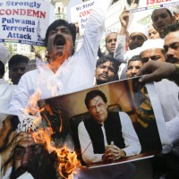 中國譴責恐怖行動,卻慘遭印度國會議員打臉。(美聯社)