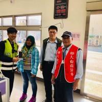 (圖/ 台南市警局第五分局 臉書)