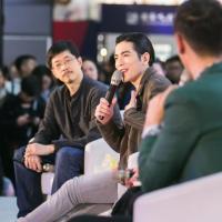 台北書展吸引大批人潮 白先勇、蕭敬騰、川口俊和輪番開講