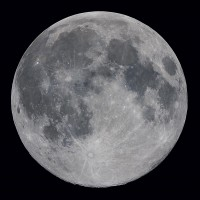 119年以來元宵最大滿月 錯過再等一甲子