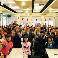 Taiwan Nat. Immigration Agency holds Lantern Fest celebrations in Taipei