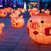 Taiwan Lantern Festival lights up tonight