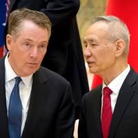 美中新一輪貿易談判華府登場 川普再度暗示可能延長期限