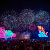 600,000 visitors watch opening of Taiwan Lantern Festival
