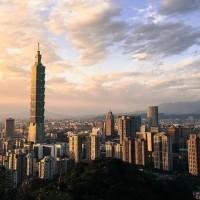 象山看台北市一景(圖片來源:Flickr用戶David Hsieh)