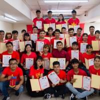 中市免費中文課程 助移工快速適應融入社會