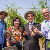新南向農業合作新里程碑 泰國成台農業海外拓展灘頭堡