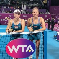 Battle of Taiwanese tennis titans taking place in Dubai