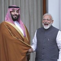 全球反中聯盟持續擴張 沙烏地將與印度舉行聯合軍演