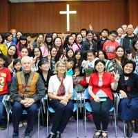 恆基院牧部菲律賓婦女團契 伴新住民走過艱苦歲月